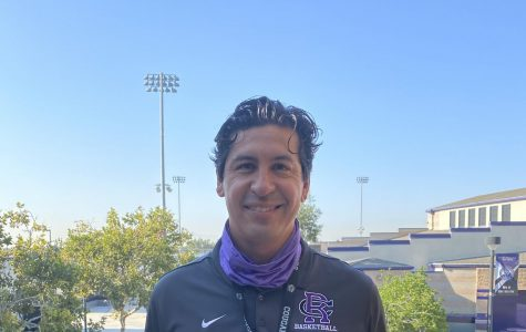 Mr. Eduardo Zaldivar is the new RCHS principal.