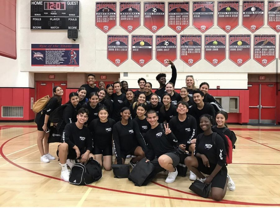 2019-2020 Varsity Dance Team
