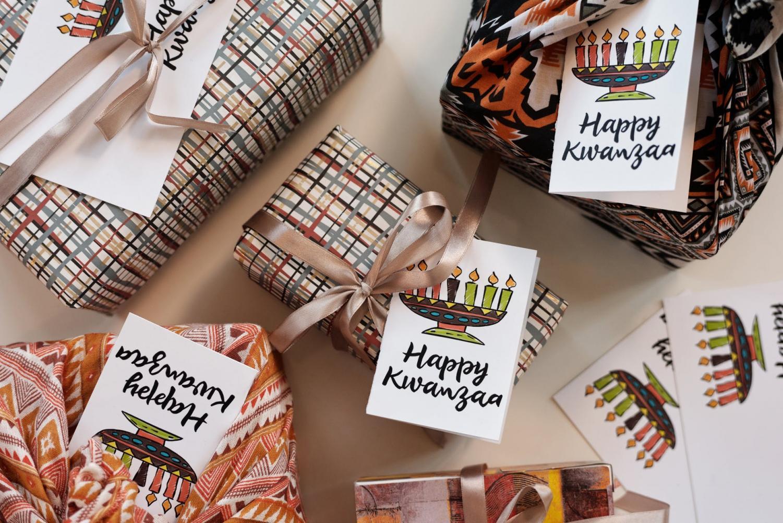 Students Celebrate Kwanzaa 2020