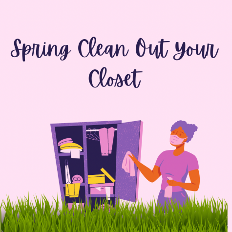 Spring Clean Out Your Closet