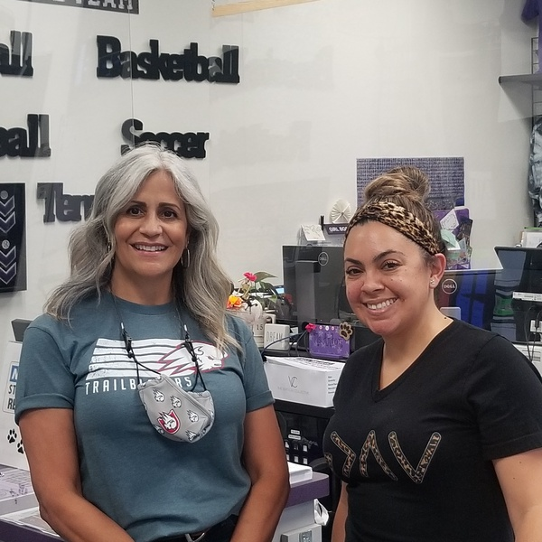 Student store assistants