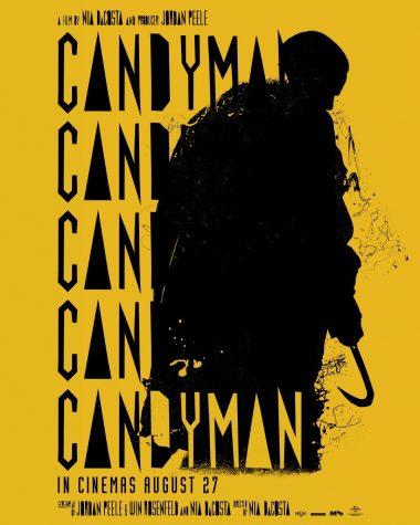 Candyman 2021 poster