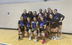 Girls volleyball starts out strong